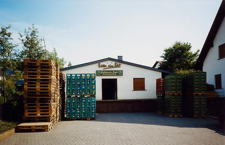 Ihr Getränkehändler und Zeltverleiher im Hunsrück